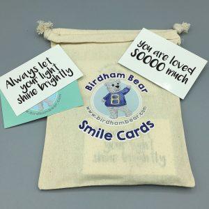 Birdham Bear Smile Cards