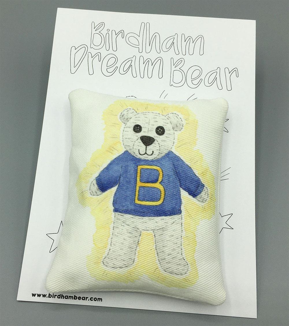 Birdham Bear Dream Pad