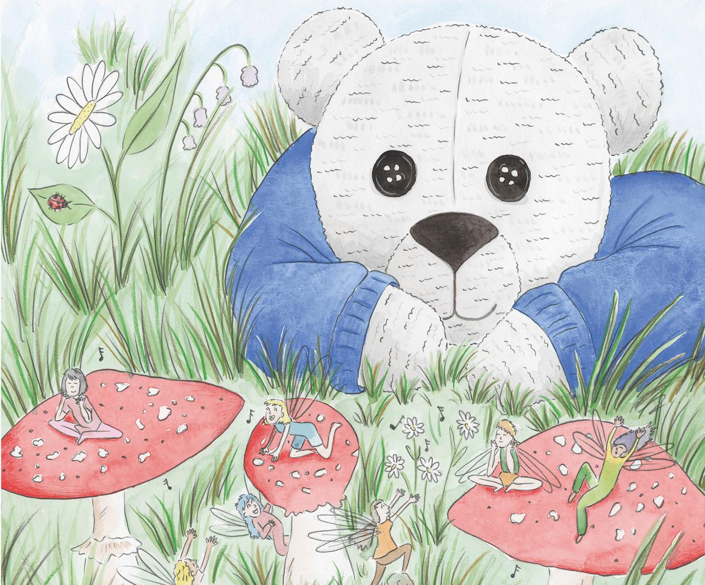 Birdham Bear