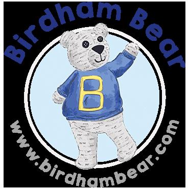 Birdham Bear Logo
